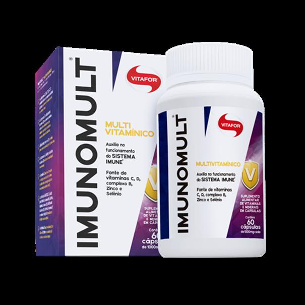 Imagem de Imunomult 60 Cápsulas - Vitafor