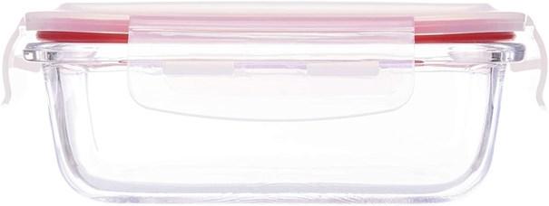 Imagem de Pote Retangular Contigo 370ml