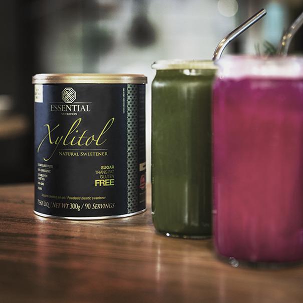 Imagem de Adoçante Xilitol Xylitol Essential Nutrition 300g