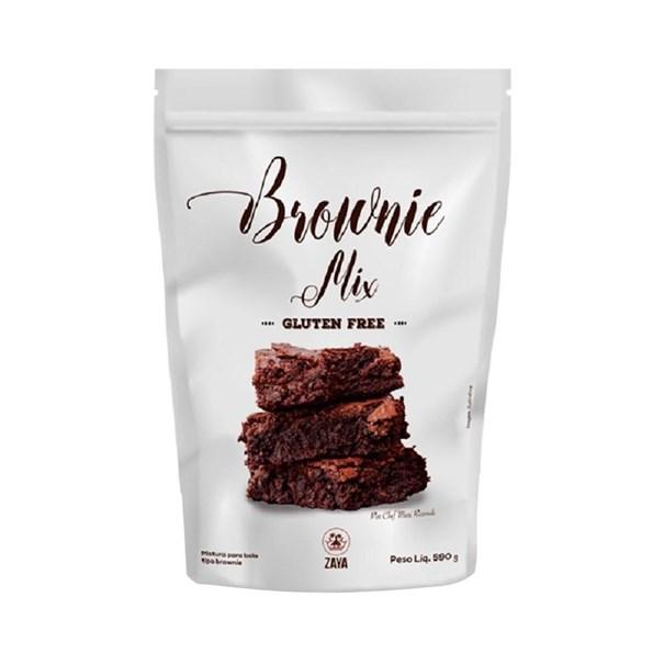Imagem de Brownie Mix Zaya Flour 590g