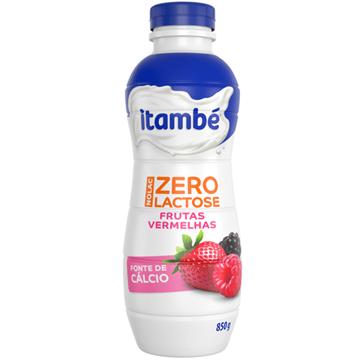 Imagem de Iogurte Nolac Itambe Frutas Vermelhas zero lactose 850g