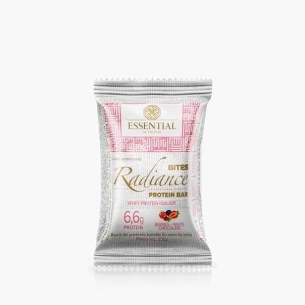 Imagem de Bites Radiance Protein Bar  23g (1 unid) Essential Nutrition