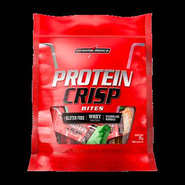 Imagem de Barra de Proteína Protein Crisp Bites  Integral Médica Sortido 375G