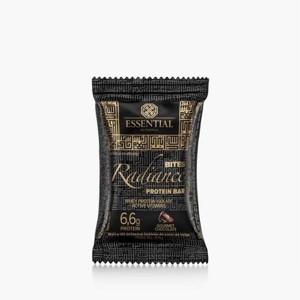 Imagem de Barra de Proteína Radiance BITES Gourmet Chocolate Essential 23g