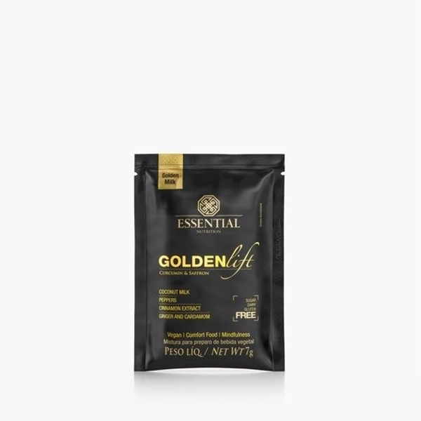 Imagem de Golden Lift Essential Nutrition sache 7g - Golden Milk