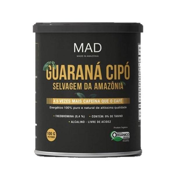 Imagem de Guaraná Cipó MAD em Pó 100g