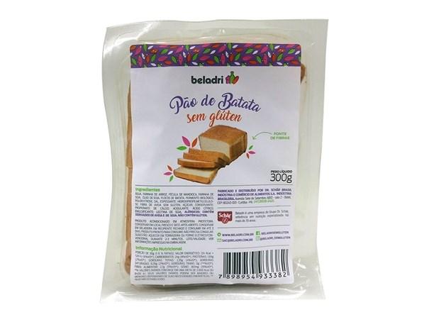Imagem de Pão de Batata Sem Glúten Beladri 300g