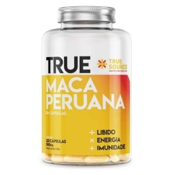 Imagem de Maca Peruana True 60 Cápsulas - True Source
