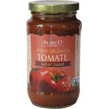 Imagem de Polpa de Tomate Agreco Orgânico 325g