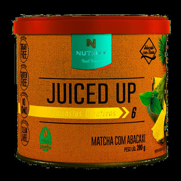 Imagem de Juiced Up Matcha com Abacaxi 200g NUTRIFY