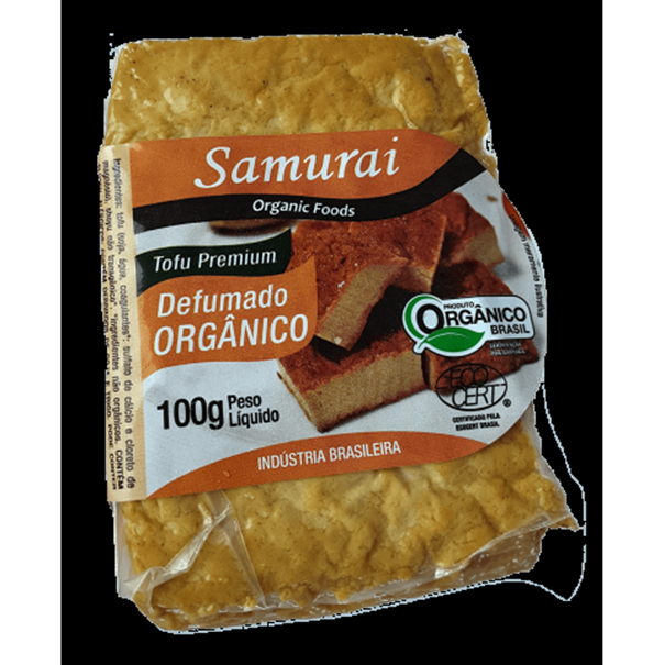 Imagem de Tofu Samurai defumado 100g
