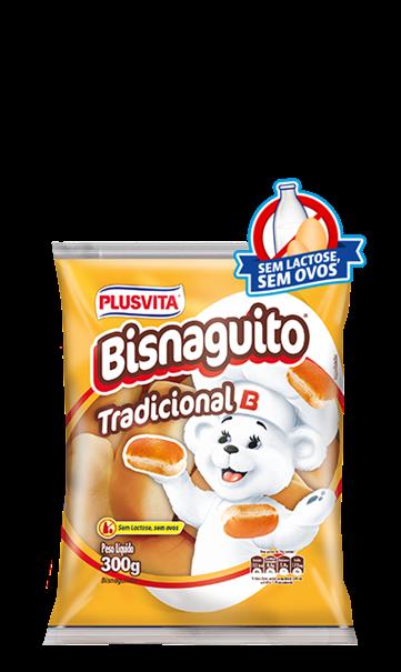 Imagem de Pão Bisnaguito Plusvita 300g - sem lactose