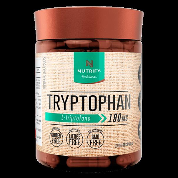 Imagem de Tryptophan Nutrify 60caps