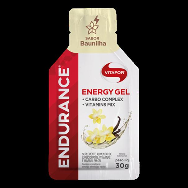 Imagem de Endurance energy gel baunilha 30g -Vitafor