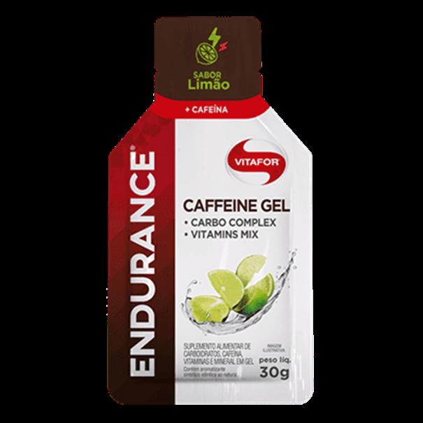 Imagem de Endurance Caffeine Gel limão30g- Vitafor