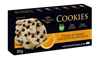 Imagem de Cookies laranja com gotas de chocolate 90g -Seu Divino