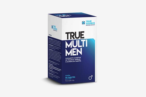 Imagem de True Multi Men - Multivitaminico True Source