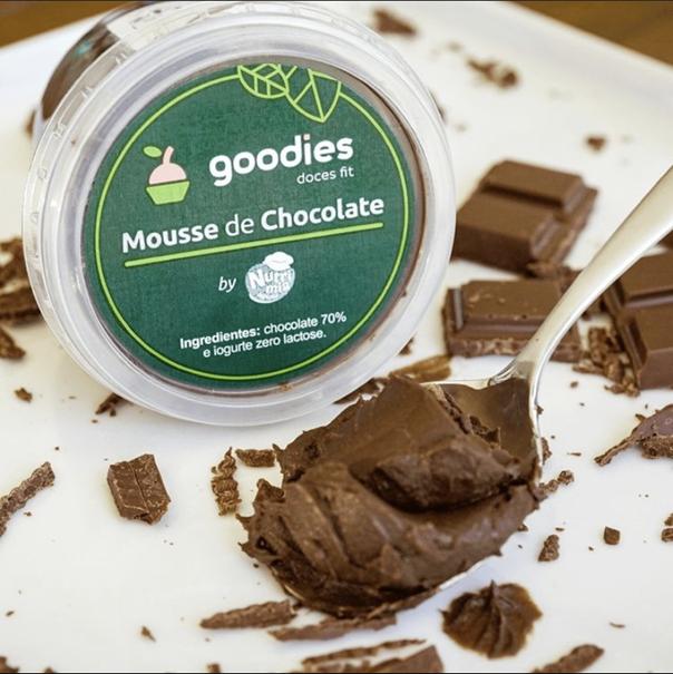 Imagem de Mousse de Chocolate - Goodies 180g