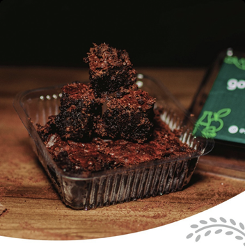 Imagem de Brownie Crocante - Goodies  80g