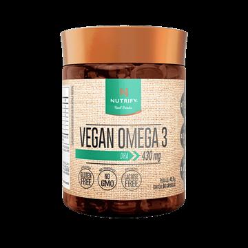 Imagem de Omega 3 Vegan Nutrify 60 Cps