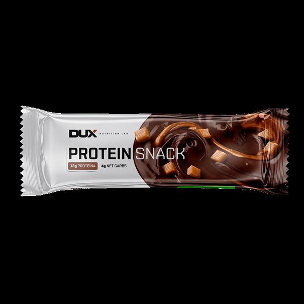 Imagem de Protein  Snack Dux Chocolate Belga e Caramelo 40g