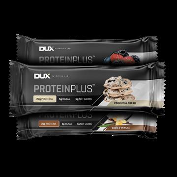 Imagem de Barra Protein Plus Dux Coco e Vanilla 70g