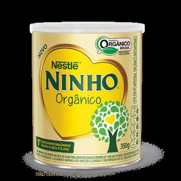 Imagem de Leite em Pó Orgânico Ninho 350g