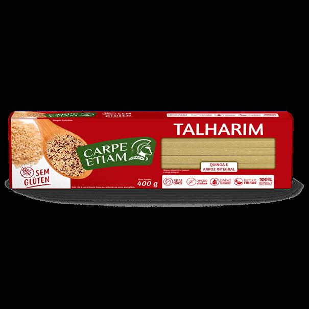 Imagem de Talharim Arroz com Quinoa - Carpe Etiam 400g
