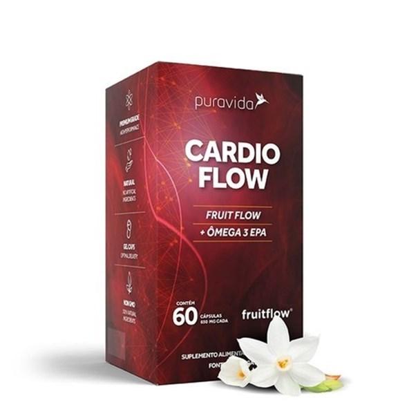 Imagem de Cardio Flow Pura VIda Ômega 3 EPA (60 Cáps. 650mg)