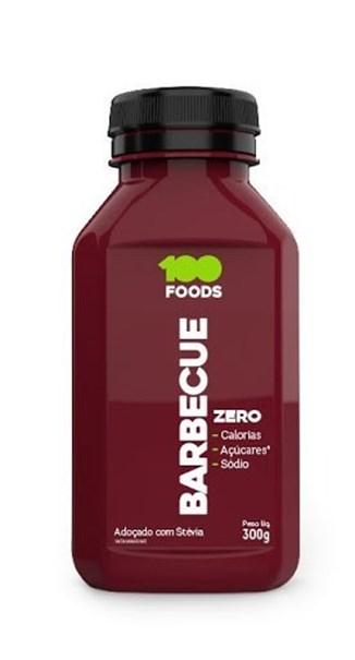Imagem de Barbecue Zero -  100 Foods 350g