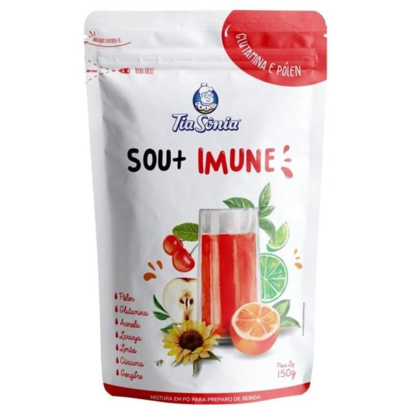 Imagem de Bebida Funcional Mais Imuno  - Tia Sonia 150g