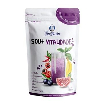 Imagem de Bebida Funcional  Mais Vitalidade - Tia Sonia 150g