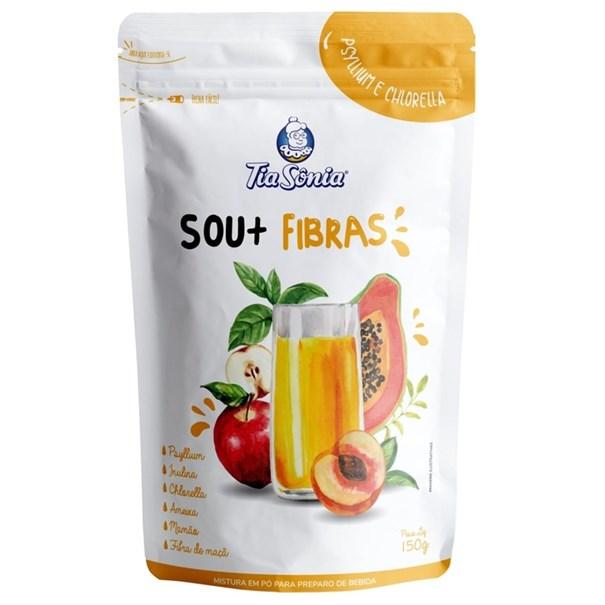 Imagem de Bebida Funcional Mais Fibras - Tia Sonia 150g