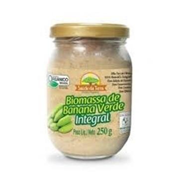 Imagem de Biomassa de Banana Verde Integral Orgânica Da Colonia 250g