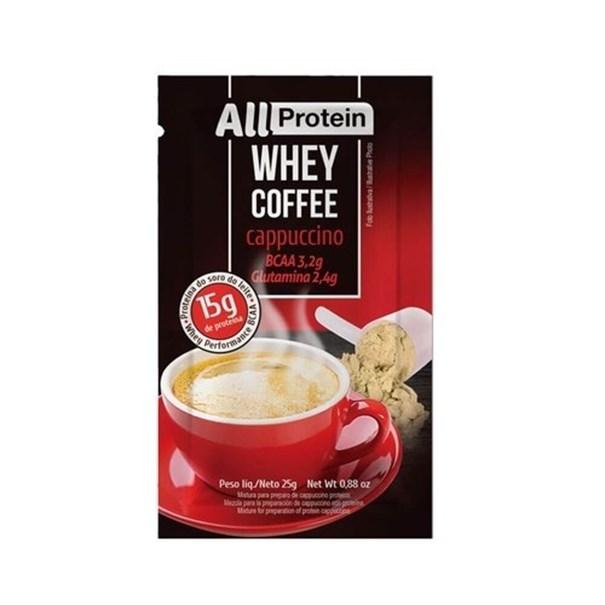 Imagem de WHEY COFF ALL PROT  CAFF LATTE 25G