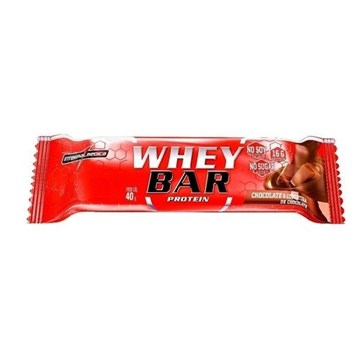 Imagem de Whey barra Integral Med chocolate Amen 40g