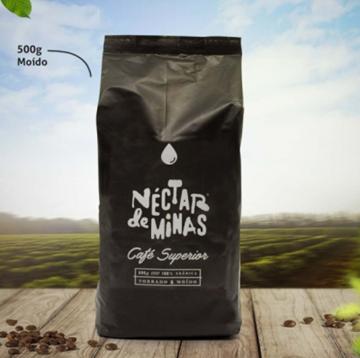 Imagem de Cafe Canastra Nectar de Minas Moido 500g
