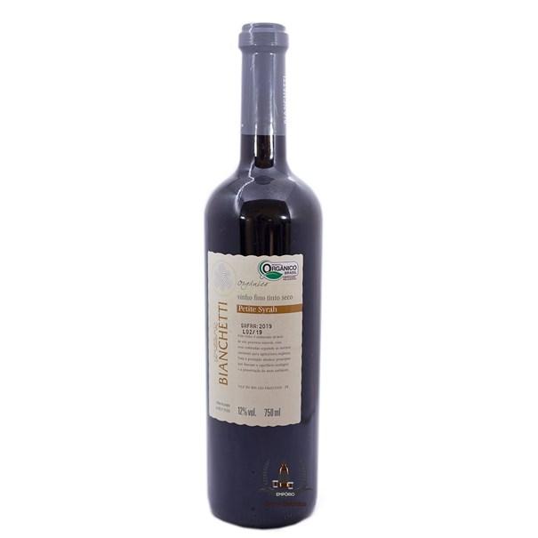 Imagem de Vinho Tinto Seco  Organico -  Petite Syrah 750ml