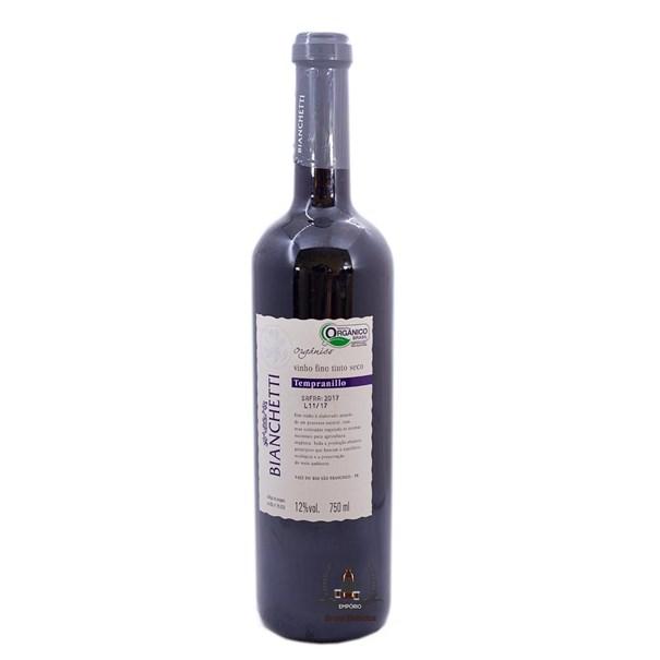 Imagem de Vinho Tinto  Organico Tempranillo 750ml