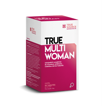 Imagem de True Multi Woman - Multivitaminico True Source
