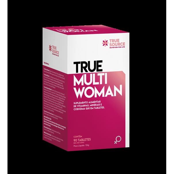 Imagem de True Multi Woman - Multivitaminico True Source