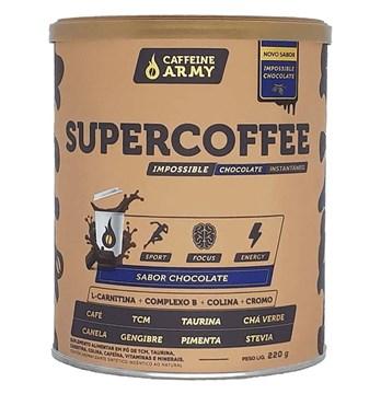Imagem de Supercoffee Chocolate 220g - Caffeine army