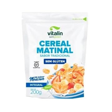 Imagem de Cereal Matinal Tradicional Sem Glúten 200g - Vitalin
