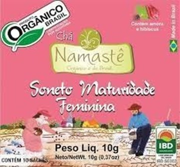 Imagem de Cha Maturidade Feminina Namaste -  10g