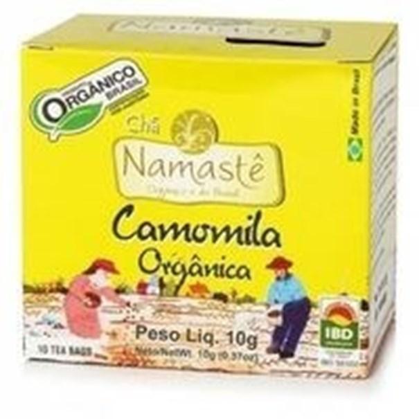 Imagem de Cha Namaste Camomila -  10g