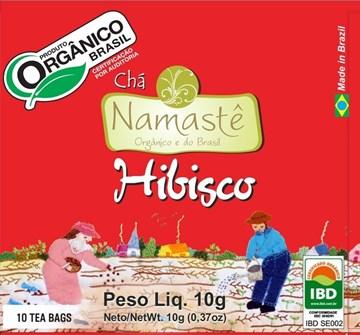 Imagem de Cha Namaste Hibisco -  10g