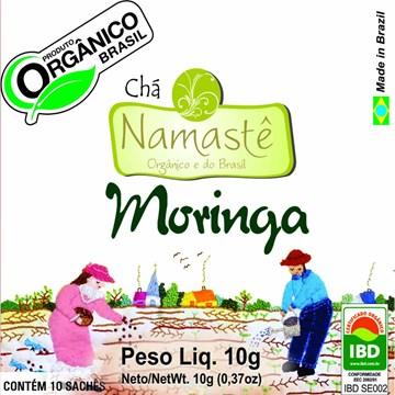 Imagem de Cha Namaste Moringa - 10g