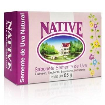 Imagem de Sabonete de Semente de Uva Native 85g