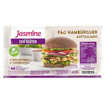 Imagem de Pão de Hamburguer Jasmine Australiano Sem Glúten 300g