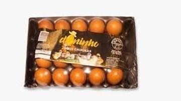 Imagem de Ovos Caipira Doninho com 20 und